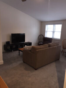 Beautiful furnished one bedroom apartment in Bracebridge.