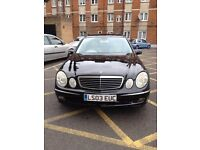 Mercedes E Class fully loaded!!!