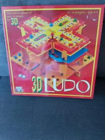 3D LUDO BOARD GAME