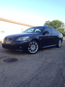 2008 BMW 5-Series 535xi Sedan M-Sport Package AWD! NEW TIRES!