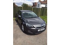 VAUXHALL ASTRA 2.0 SRI CDTI AUTO 2012 DIESEL NEW SHAPE FULU LOADED 64k LONG MOT FULL SERVICE HISTORY