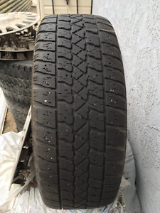 set of 4 winter tires and wheels