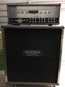 Mesa Boogie Dual Rectifier Solo Head and Cabinet for Sale