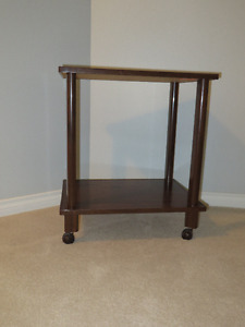 Multipurpose Table on Casters for TV + More!