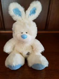 """8"""" Blue Nose and Friends Bunny"""