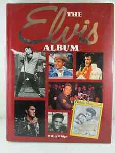 The Elvis Album Hardcover Book With Lots Of Photos