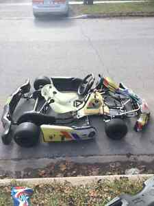 2012 Lewis Hamilton Black Diamond Kart