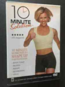 Excersise dvds