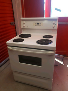 Stove GE Works Perfect **Delivery Included
