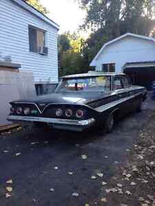 1961 impala running project or daily rat driver