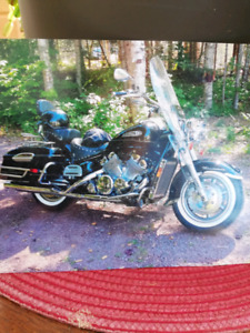 2001 Royal Starr Deluxe Touring Bike