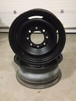 Chevy/GM/Dodge 8 bolt steel rims