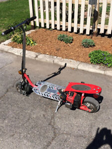GS Moon 33CC Gas Scooter