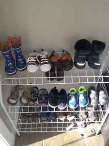 Toddler Boys Winter Boots, Rain Boots, Shoes and Bob Skates 3-4