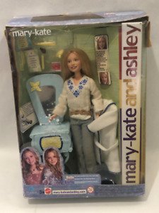 Mary-Kate and Ashley Olsen - Mary-Kate Super Spa Day Doll