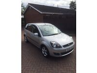 2006/56 Ford Fiesta 1.4 petrol 5 door 60k £1695