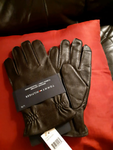 Men's  Leather  Gloves  LG (New)