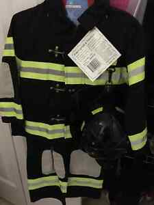Firemans Costume Brand New with Tags