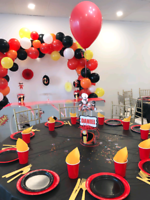 Host your child's First Birthday Party with us!