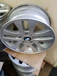 "4 BMW  RIMS 16"""