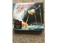 THE WAR OF THE WORLDS Double CD