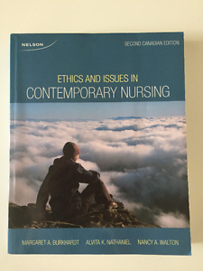 ethics and issues in contemporary nursing 3rd canadian edition pdf
