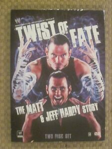 WWE Twist of Fate The Matt & Jeff Hardy Story