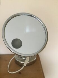 Revlon makeup mirror