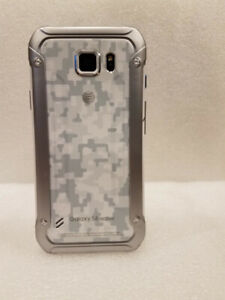 SAMSUNG GALAXY S6 ACTIVE 32GB *UNLOCKED TO ALL CARRIERS* WHITE
