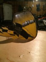Skidoo MXZ Windshield