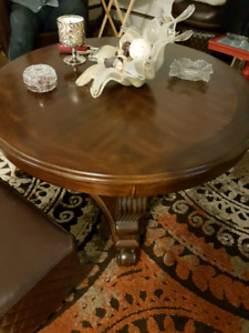 Coffee and end tables