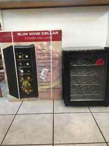 Two compact wine fridges for sale Kitchener / Waterloo Kitchener Area image 1