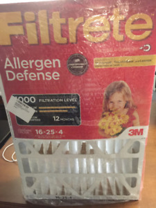 Filtrete Micro Allergen Defense Deep Pleat AC Furnace Air Filter