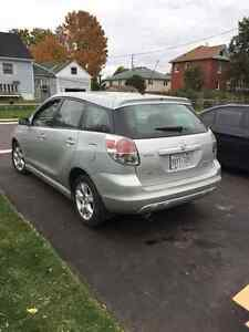 2008 Toyota Matrix XR Wagon Certified and E tested