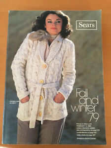 Sears Catalogues!