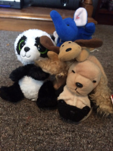 TY Collectable Stuffed Animals
