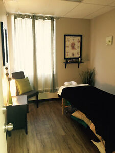 **REDUCED Professional Massage Therapy Office for Rent
