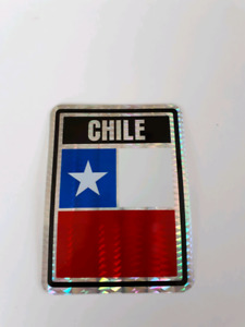 Chile Stickers