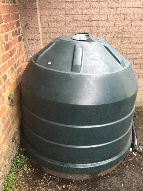 Bunded Beehive Oil Tank Large Capacity In Belfast City