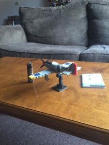 Nanoblock Plane