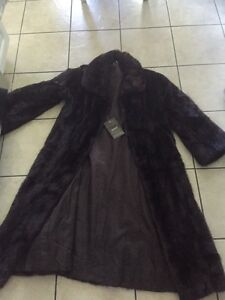 Beautiful mink coat ML size
