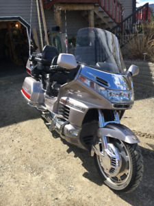 1998 Honda Gold Wing