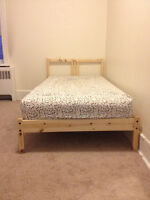 Single bed from IKEA