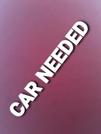 Car needed