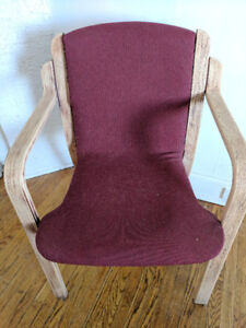 Classic Vintage Restored Chairs
