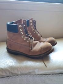 Timberland boots sz 8
