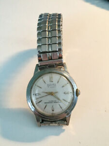 Solar (by Rolex) 17J Incabloc Ladies Wrist Watch (wristwatch)