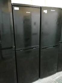 Candy fridge freezer with warranty at Recyk Appliances