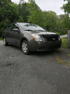 2008 Nissan Sentra what