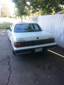 1989 Pontiac 6000LE **145000 kms**